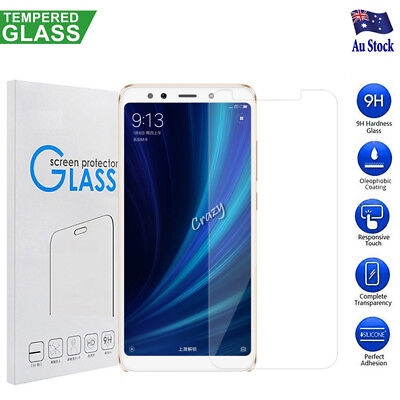 For Xiaomi Mi A2 / Mi 6X Tempered Glass LCD Screen Protector Film Guard