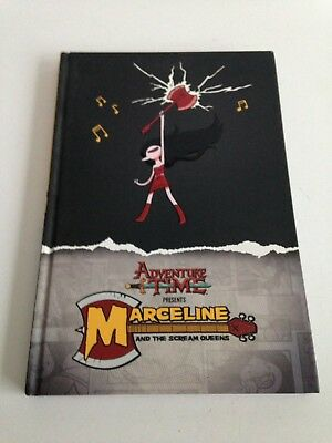 adventure time Presents marceline And The Scream Queens (Hardback Graphic Novel)