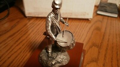 """Chilmark Pewter: Don Polland """"Johnny Shiloh"""" NEW   #2047 / 2500  New in the Box"""