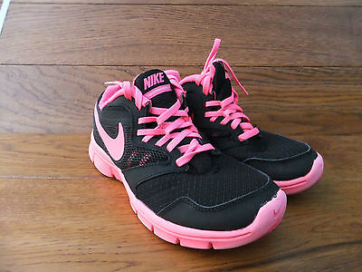 newest fcdf0 a5f99 Womens Nike Flex Experience RN 3 Trainers Running Shoes Size UK 3 EUR 35.5