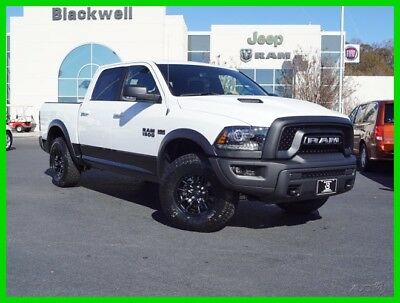 Ram 1500 Rebel 2018 Rebel New 5.7L V8 16V Automatic 4WD Pickup Truck