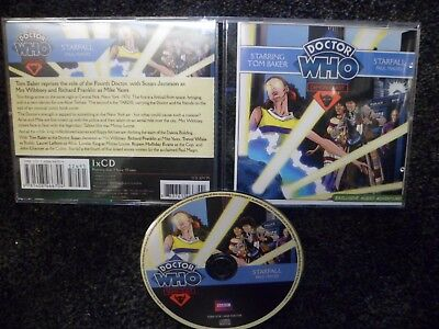 Doctor Who Bbc Audio Book . Tom Baker ............ The Demon Quest - Starfall Cd