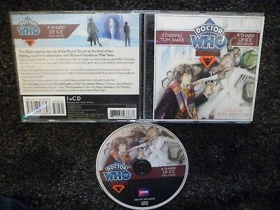 Doctor Who Bbc Audio Book . Tom Baker ...... The Demon Quest - A Shard Of Ice Cd