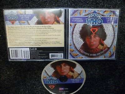 Doctor Who Bbc Audio Book . Tom Baker .. The Demon Quest - The Relics Of Time Cd