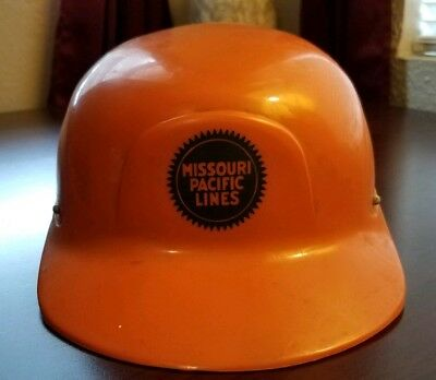 Missouri Pacific Lines Hard Hat