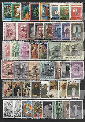 Italy Vatican Lot Of Stamps #14  Mnh