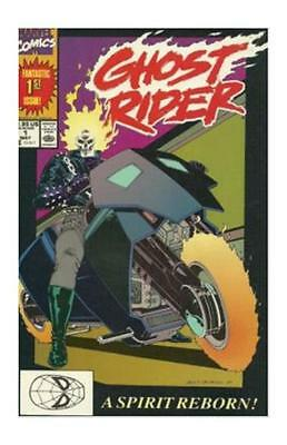Ghost Rider #1 (May 1990, Marvel) Mint Condition