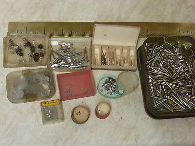 Useful Lot Watch ? Pocketwatch ?  Spares---Parts