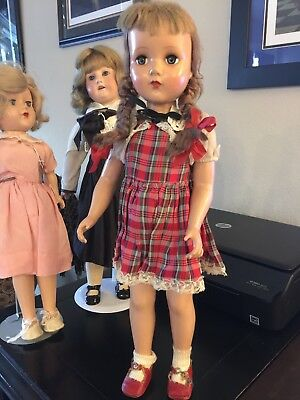 Vintage R & B Arranbee Nancy Lee or Nanette Doll Beauty 21 Inches Tall