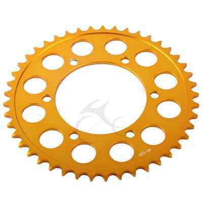 45T Rear Sprocket For YAMAHA YZF750 R7 1999-2003 00 01 02 YZF1000 R1 98-10 06