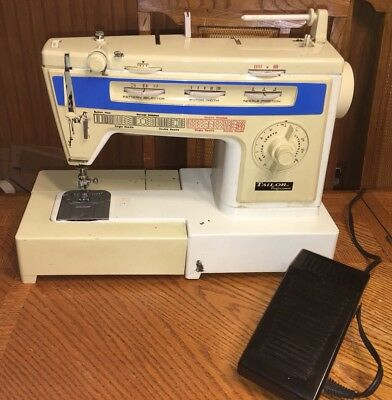 Tailor Model 834 Professional Sewing Machine With Foot Pedal 935FA