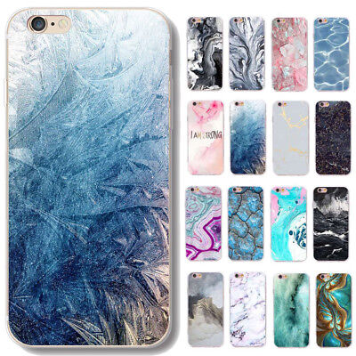 Printed Silicone Rubber TPU Phone Case Cover for iPhone 4 4S 5 SE 5C 6 6s 7 Plus