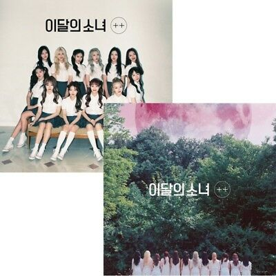 Monthly Girl-[+ +] Lead Debut Limited 2SET CD+PhotoBook+PhotoCard Loona favOriTe