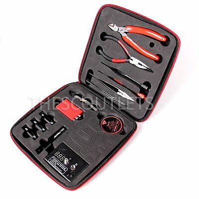 Coil Master DIY V3 Tool Kit (new version) 2018 Fall New Release - USA Seller BT