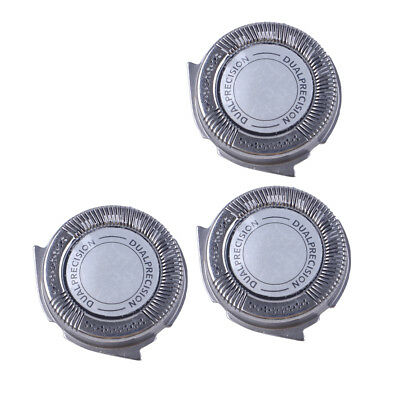 3pcs Razor Shaver Head Blades Replacement For Phillps Norelco HQ8 HQ7320 7315XL