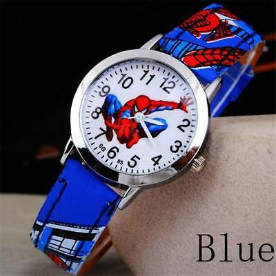 Kids Boys Girls Cartoon Quartz Wrist Watch Fashion Sports wristwatch Toys Gift