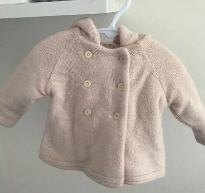 Country Road Baby Girls Wool Jacket