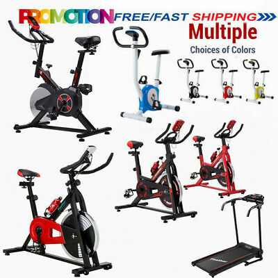 Spin Exercise Bike GYM Home Fitness Cardio Workout Machine 10/11/13KG Flywheel