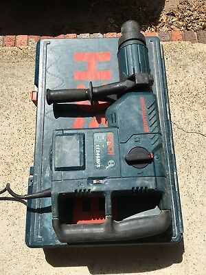 Bosch 11245Evs Sds Max Rotary Hammer Drill. With Box. Good & Clean Free Shipping