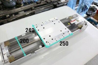 THK Used Linear Actuator, Total Length 795mm, Stroke 300mm