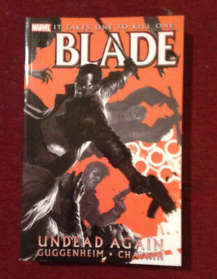 BLADE Trade Paperback - Undead Again, Marvel 2007