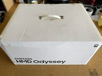 Samsung Hmd Odyssey Windows Mixed Reality Headset w/ 2 Controllers (Open Box)