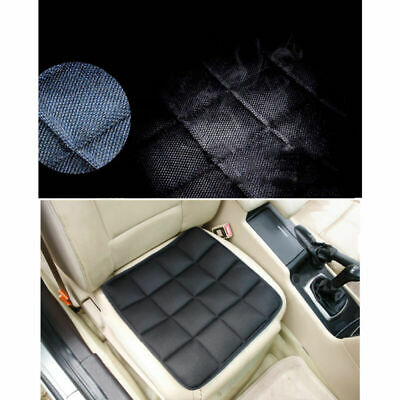 1pc PU Leather Car Seat Cover Bamboo Charcoal Breathable Cushion Universal Pad