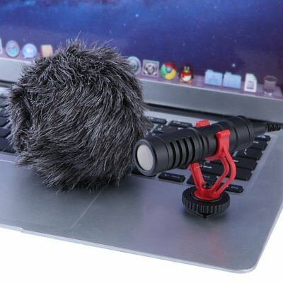 BOYA BY-MM1 Shotgun Video Mic Microphone Condensor for DSLR Camera Smartphone