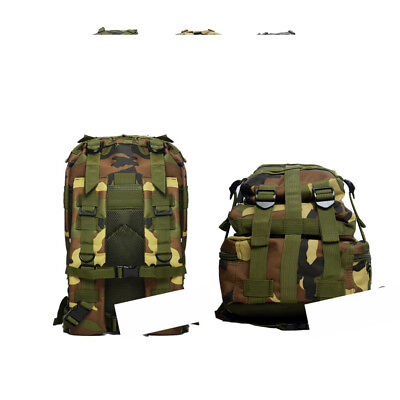 Outdoor Sports Oxford Waterproof Multifunctional High-Capacity Camouflage