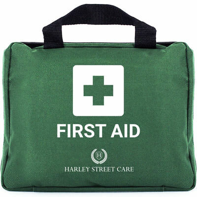 Compact Harley Emergency Aid Care First Kit 103-Piece Street Bag Medical Premium