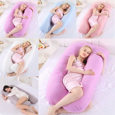 cuddly baby Maternity Pillow Pregnancy Nursing Sleeping Body Support Feeding AZ