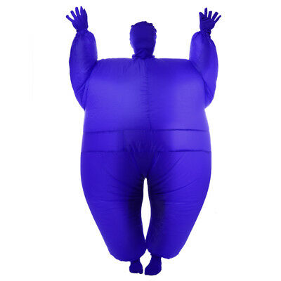 Inflatable Chub Jumpsuit Fancy Dress Costume Blowup Halloween Party Costume