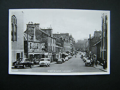 Old J.B.White PC of High Street, Lochee, Dundee. Posted 1962.