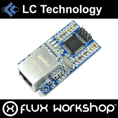 LC Technology W5100 Ethernet Module RJ45 LC-NW-W5100 Arduino Pi Flux Workshop