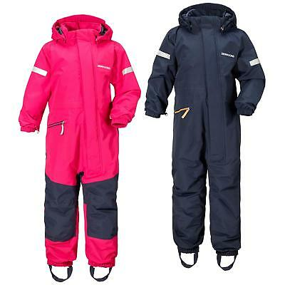 Didriksons Tysse Kids Waterproof Insulated Coverall Snowsuit