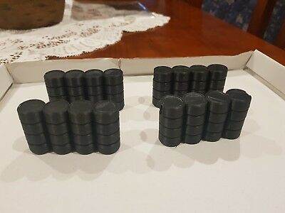 slot car tyre walls 4 pack