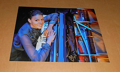(SV) Marialy Pacheco *Jazz*, original signiertes Foto in 20x27 cm *sexy*