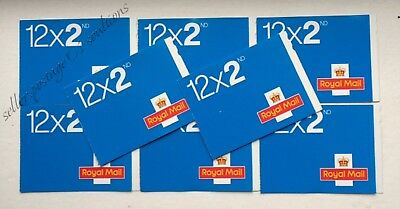 100 BRAND NEW Genuine 2ND CLASS STAMPS UK Postage Stamps second QUICK DISPACTH