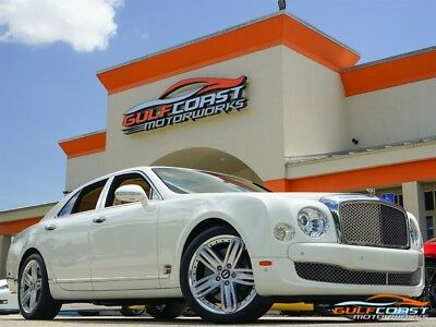 Mulsanne  2013 Bentley Mulsanne Automatic 4-Door Sedan