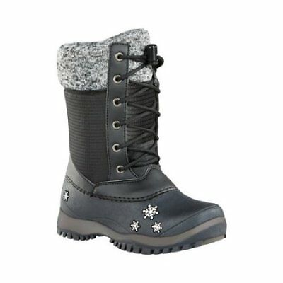 Baffin Girl's Avery Snow Boots Jr's -40C/-40F Rated