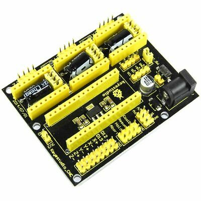 Keyestudio Arduino NANO CNC Shield KS-152 V4 A4988 3D Printer 12V Flux Workshop