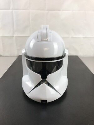 Starwars- Clone Storm Trooper Talking Helmet- 2008- Hasbro