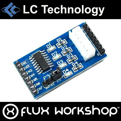 LC Technology ULN2003 Stepper Motor Driver Module CNC XH5P Arduino Flux Workshop