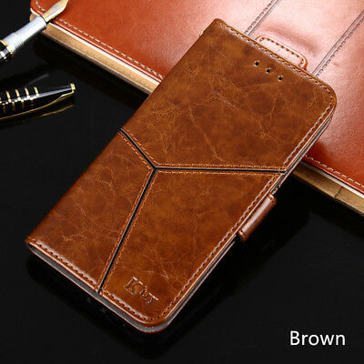 Luxury Flip Cover Stand Wallet PU Leather Business Case For Umidigi Z2 S2 A1 Pro