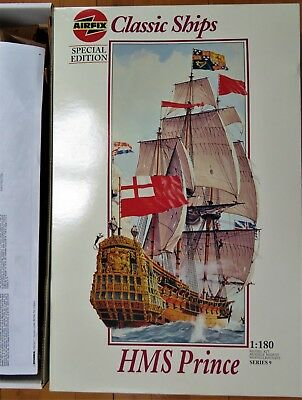 3 in 1 Airfix Sail ship, 1/180 Prince, 1/144 Wasa, 1/180 Victory** PLEASE READ**