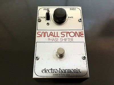 1978 Electro-Harmonix EHX Small Stone Phase Shifter, Made in USA