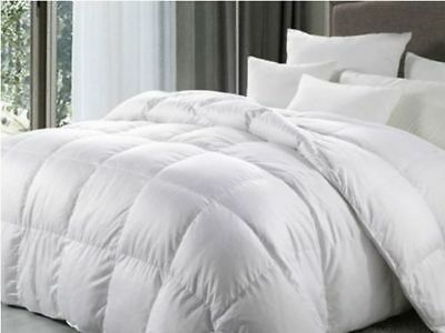 Duck Feather & Down Duvet 13.5 Tog Deluxe Quilt Single Double King & Super King