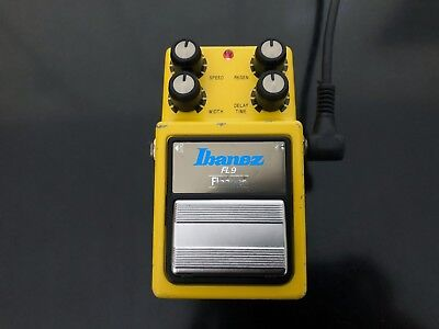 1981 Ibanez FL9 Flanger, MIJ, Made in Japan