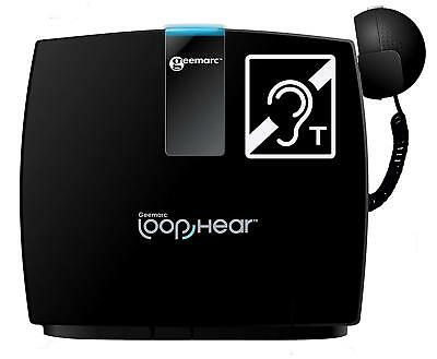 Geemarc Loophear LH101 Portable Induction Loop System- UK Version