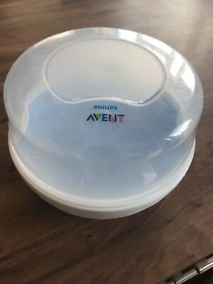 philips avent baby bottle microwave steriliser